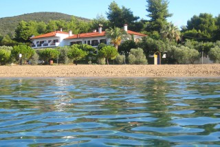 gallery pension nikos beach