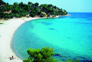 location pension nikos sithonia