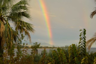 pension nikos halkidiki rainbow