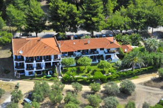 pension nikos in chalkidiki
