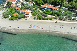 pension nikos in halkidiki