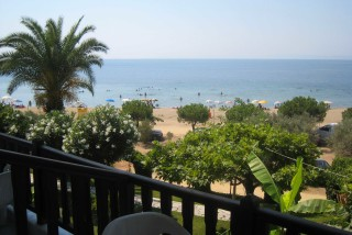 studio pension nikos sea view